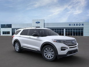 2020 Ford Explorer Limited SUV Intelligent 4 Wheel