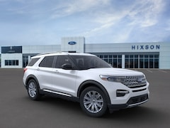 All-New 2020 Ford Explorer Limited SUV Intelligent 4 Wheel For Sale in Alexandria, LA