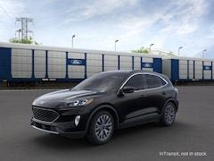 New 2020 Ford Escape Hybrid Titanium SUV in Royal Oak, MI