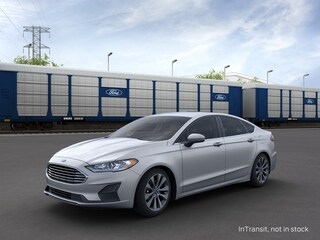 New 2020 Ford Fusion SE Sedan in Danbury, CT