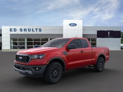 New 2020 Ford Ranger Truck SuperCab in Jamestown, NY
