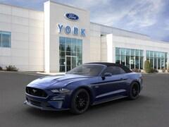2020 Ford Mustang GT Premium Convertible near Boston