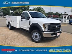 New 2019 Ford F-450 Chassis XL Truck Regular Cab for sale near you in Warrenton, VA