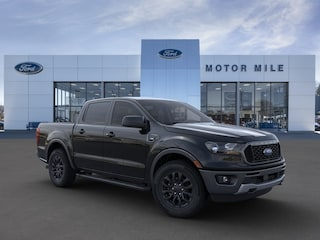 New 2020 Ford Ranger Truck SuperCrew in Christiansburg, VA