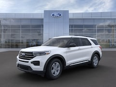 2020 Ford Explorer XLT SUV