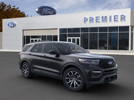 Featured New 2020 Ford Explorer ST SUV for Sale in Brooklyn, NY