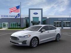 2020 Ford Fusion SE AWD Sedan