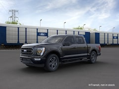 2021 Ford F-150 XLT (XLT 4WD SuperCrew 5.5 Box) Truck SuperCrew Cab