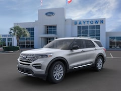 New 2020 Ford Explorer Limited SUV for sale in Nederland