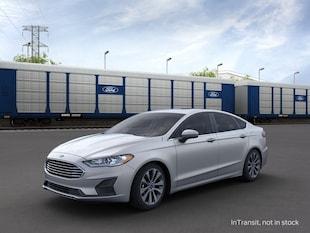 2020 Ford Fusion SE Sedan 3FA6P0T95LR202892