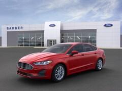New 2020 Ford Fusion SE Sedan BLANKFor Sale Holland MI