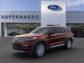 New 2020 Ford Explorer Limited SUV in Belleville, IL