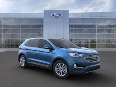 New 2020 Ford Edge SEL Crossover FAH201477 in Getzville, NY