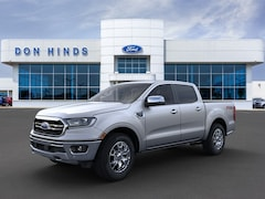 New 2020 Ford Ranger LARIAT LARIAT 4WD SuperCrew 5 Box in Fishers, IN