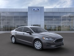 New 2020 Ford Fusion S Sedan 3FA6P0G78LR121149 in Rochester, New York, at West Herr Ford of Rochester