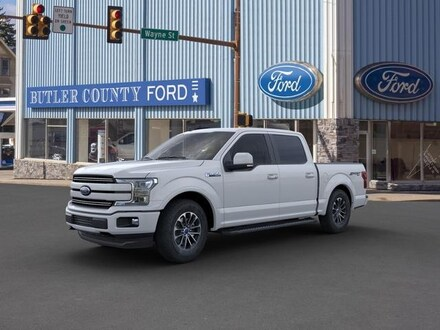 Featured New 2020 Ford F-150 Lariat Truck for Sale in Butler, PA
