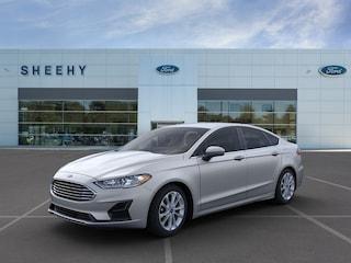 New 2020 Ford Fusion Hybrid SE Sedan in Ashland, VA