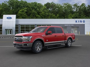 2020 Ford F-150 King Ranch Truck 1FTEW1E53LFB98038