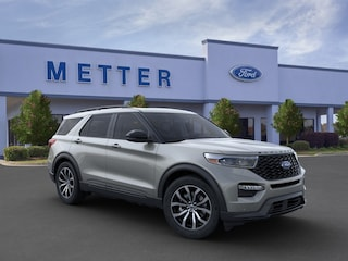 New 2020 Ford Explorer ST SUV for sale in Metter, GA