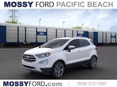 2020 Ford EcoSport Titanium Titanium FWD for sale in San Diego at Mossy Ford