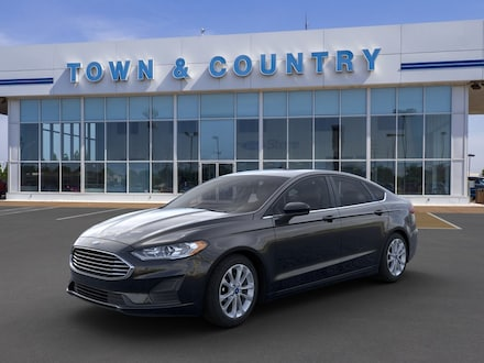 Featured new 2020 Ford Fusion SE Sedan for sale in Evansville, IN