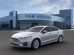 New 2020 Ford Fusion SE Sedan