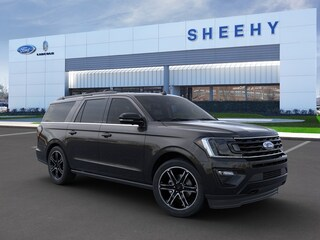 New 2021 Ford Expedition Max Limited SUV in Warrenton, VA