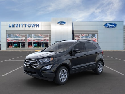 Featured New 2020 Ford EcoSport SE SUV for Sale in Levittown, NY