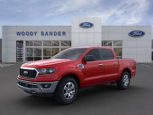 2020 Ford Ranger XLT 4x4 XLT  SuperCrew 5.1 ft. SB Pickup