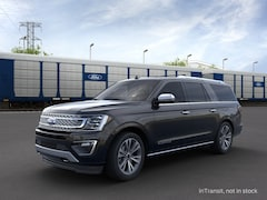 New 2020 Ford Expedition Max Platinum SUV in Holly, MI