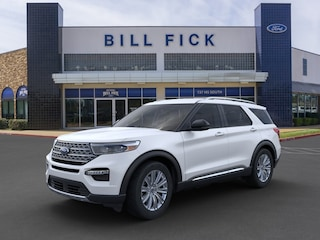 New 2020 Ford Explorer Limited SUV for sale in Huntsville