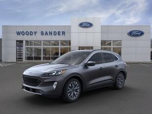 2020 Ford Escape Titanium AWD Titanium  SUV