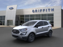 2020 Ford EcoSport S Front-wheel Drive Crossover