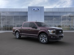 New 2020 Ford F-150 STX Truck 1FTEW1EP1LFB85841 in Rochester, New York, at West Herr Ford of Rochester