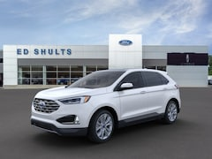 New 2020 Ford Edge Titanium SUV in Jamestown, NY