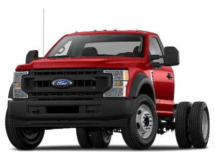2021 Ford F-550 Chassis XL Commercial-truck