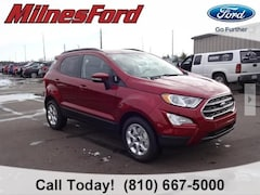 New 2020 Ford EcoSport SE SUV MAJ3S2GE9LC324268 for sale in Imlay City