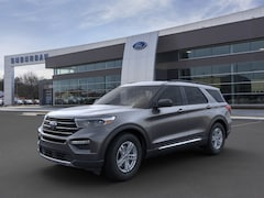 New 2020 Ford Explorer XLT SUV 202780 Waterford MI