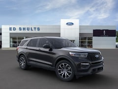 New 2020 Ford Explorer ST SUV in Jamestown, NY