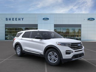 New 2020 Ford Explorer XLT SUV for sale near you in Ashland, VA