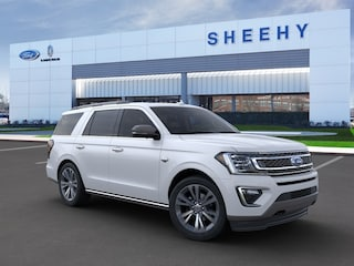 New 2020 Ford Expedition King Ranch SUV in Richmond, VA