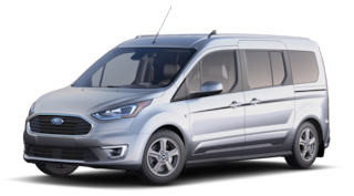 2020 Ford Transit Connect Titanium Wagon w/Rear Liftgate Van