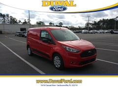 2021 Ford Transit Connect XLT Cargo Van for sale in Jacksonville at Duval Ford