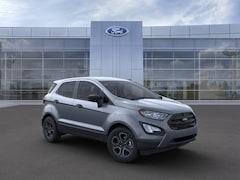 New 2021 Ford EcoSport S SUV For Sale in Wayland, MI