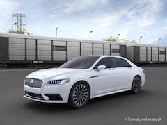 2020 Lincoln Continental Black Label Car