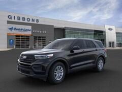 New 2021 Ford Explorer Base SUV for sale near Scranton, PA