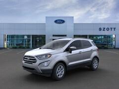 New 2020 Ford EcoSport SE SUV MAJ3S2GE6LC324700 in Holly, MI