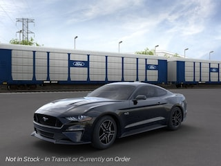 2021 Ford Mustang GT Fastback Coupe 1FA6P8CF0M5128953