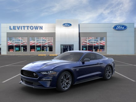 Featured New 2020 Ford Mustang EcoBoost Premium Coupe for Sale in Levittown, NY