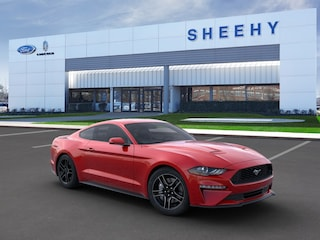 New 2020 Ford Mustang Ecoboost Coupe in Richmond, VA